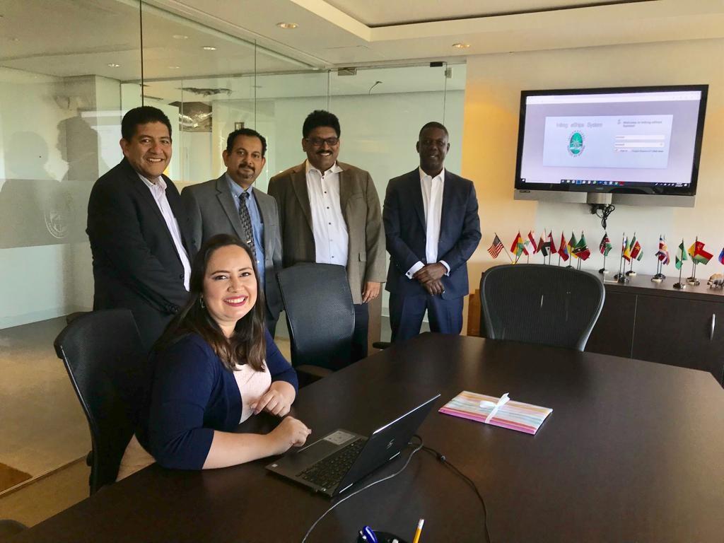 Intlreg EShips Launch with PMA