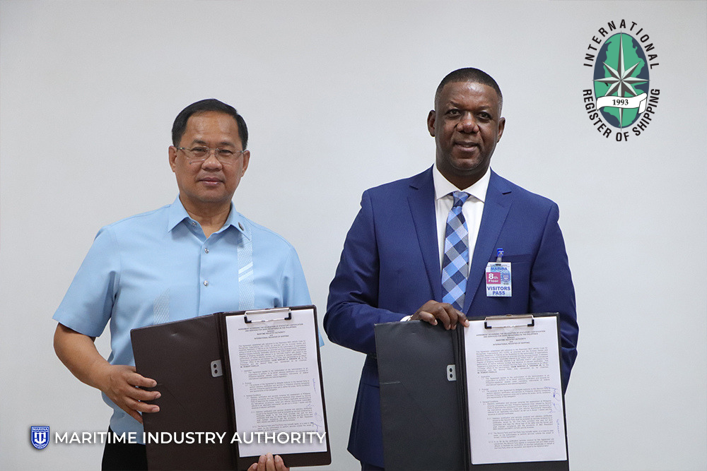International Register of Shipping (INTLREG) to be  the First RO to sign re-validation of the existing approval as per new regulations from MARINA