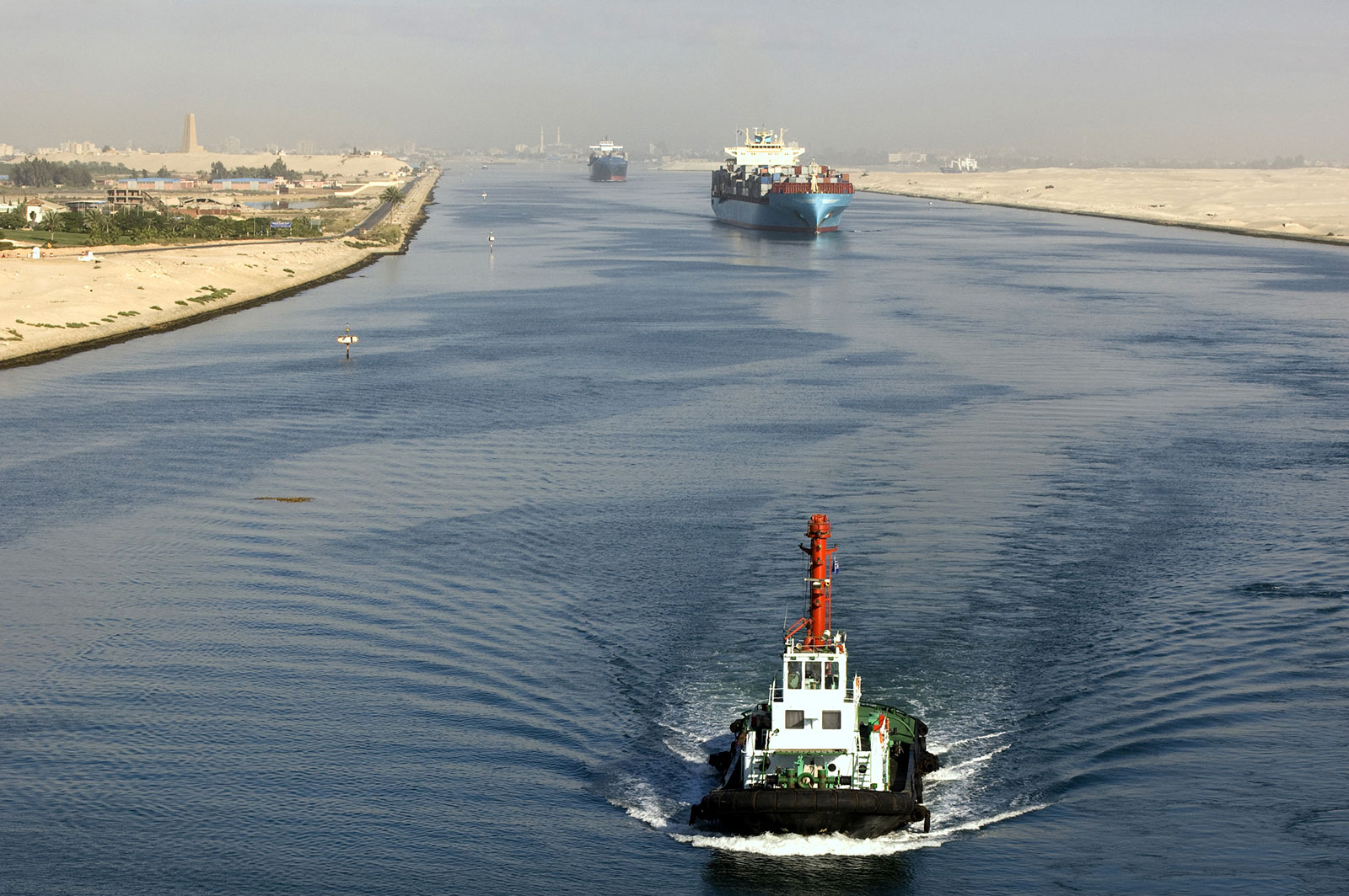 150 years of the Suez Canal-Flashback in maritime history–Suez Canal opened to shipping 17 November 1869