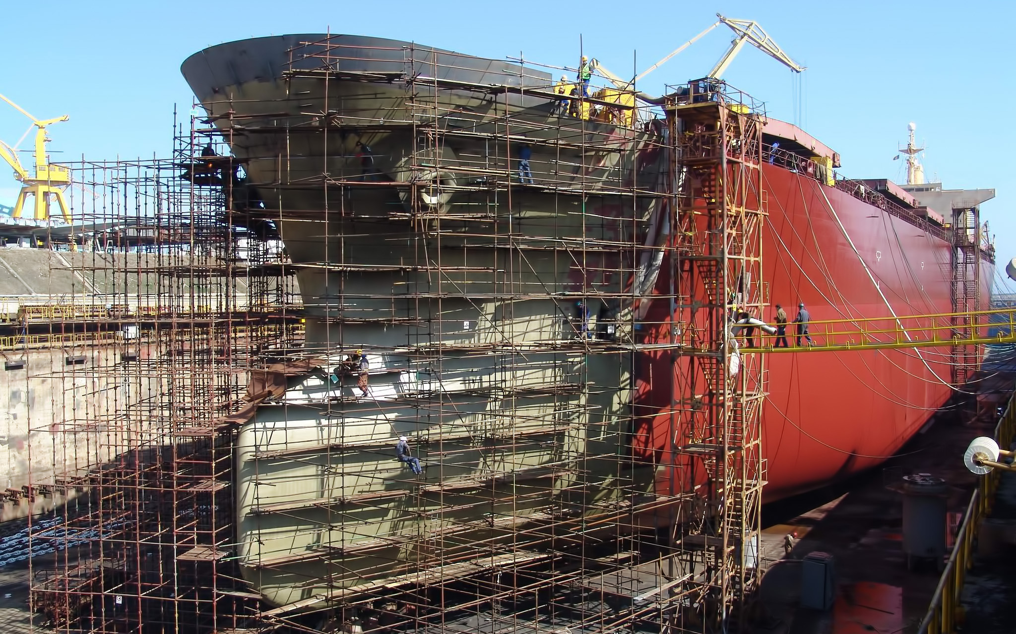 COVID-19 AND ITS CONSEQUENCES ON SHIPBUILDING CONTRACTS