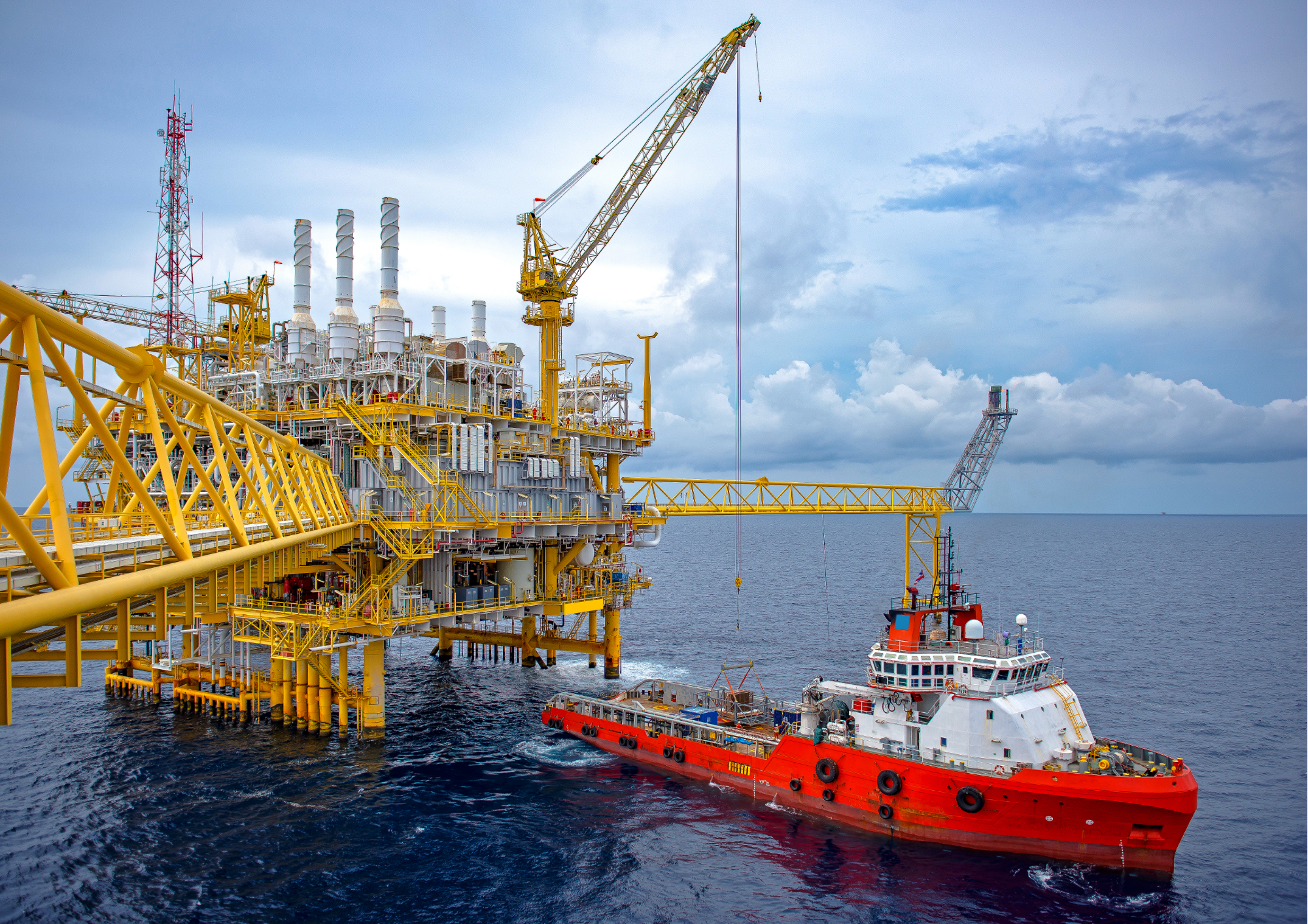 How IMO OSV Chemical Code affects US offshore supply vessels