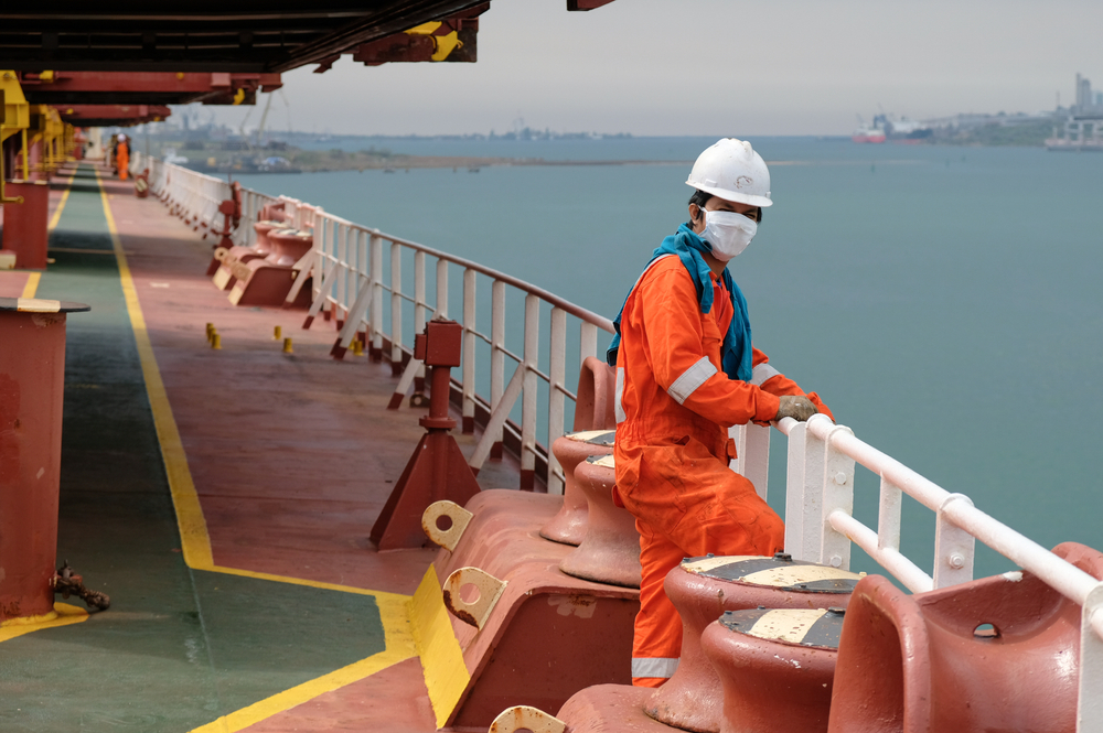 UN recognizes work of 2 million seafarers in 'extraordinarily challenging times'